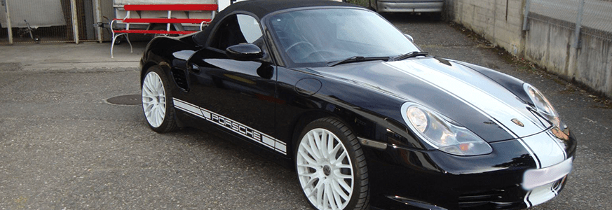 Porsche - Carrosserie Pascal Kempf