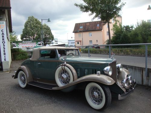 Oldtimer - Carrosserie Pascal Kempf